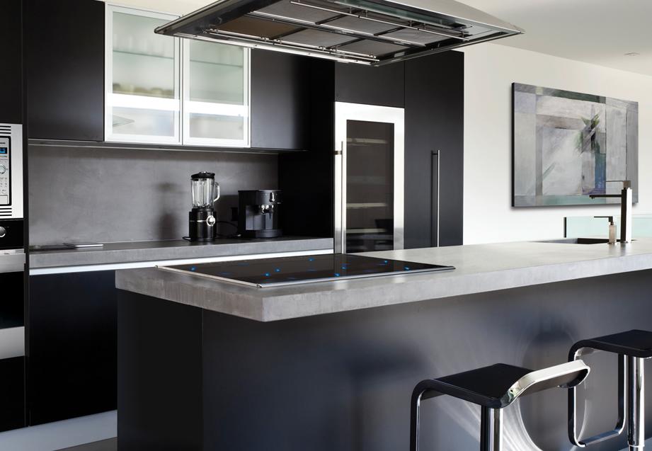 Granieten aanrechtblad, keukenblad graniet